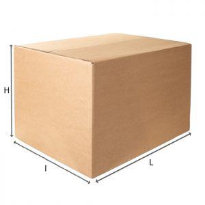 Cutie Carton 600X400X400 mm CO5